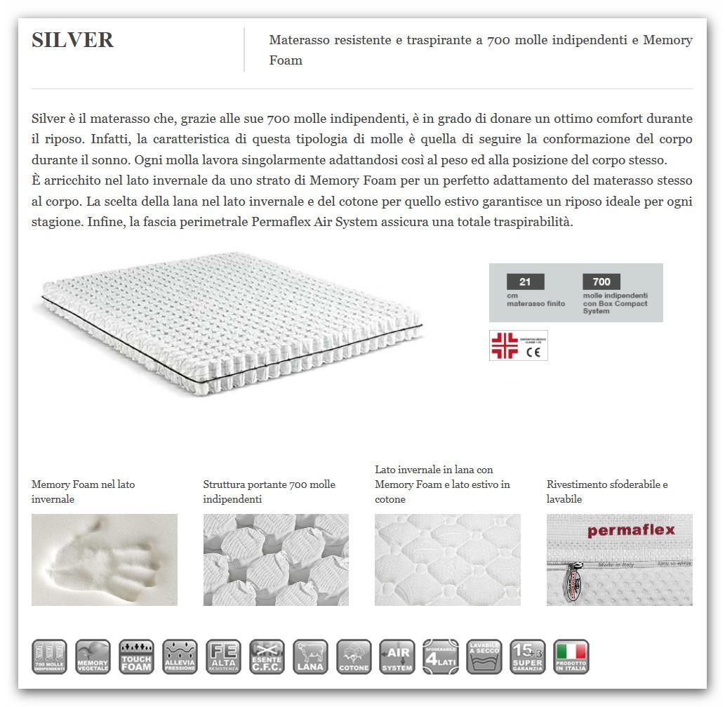 Awesome Materassi Permaflex Listino Prezzi Images - Acomo.us ...