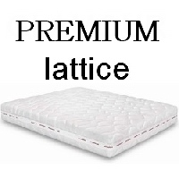 Materasso PREMIUM in lattice Permaflex