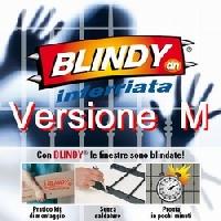 Blindy Inferriata Versione A2M