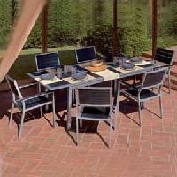 Tavolo Set  SMERALDO +sedie