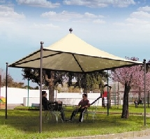 Gazebo AIRONE NEW