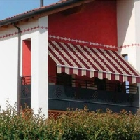 Tenda da Sole PANAREA 3x2 reclinabile