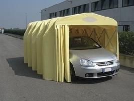Box tunnel Mobile Eco