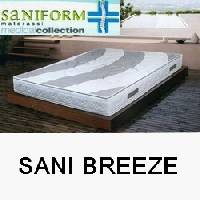 Materasso SANI BREEZE Medical collection